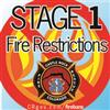Fire restrictions logo